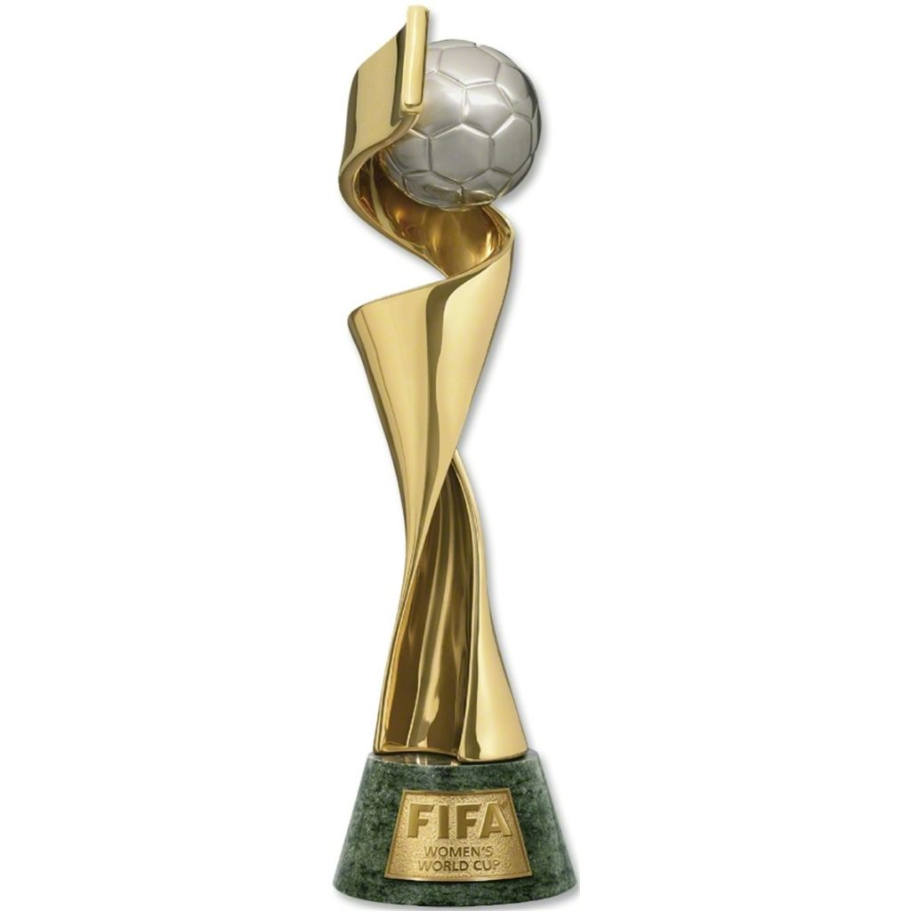 Womens world cup trophy